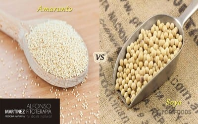 amaranto vs soya
