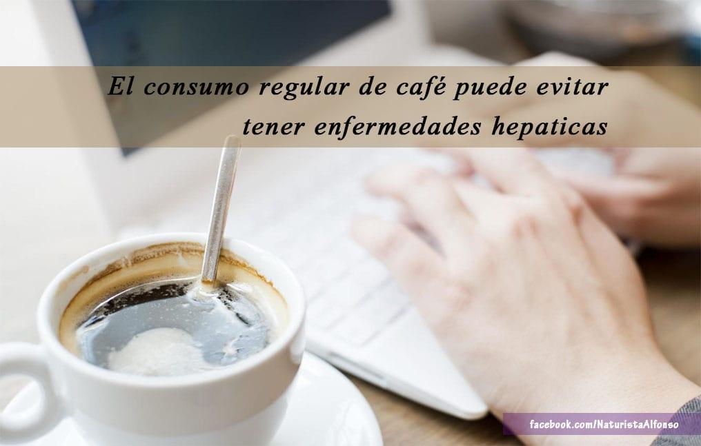 Café y las enfermedades hepáticas