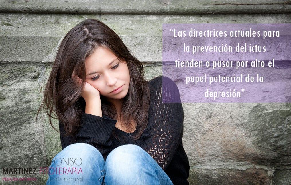 Lo que provoca la depresión en mujeres