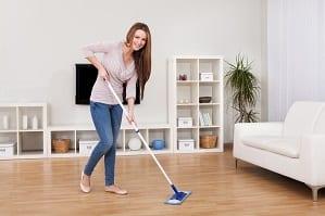 Limpiador de pisos