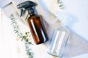 Recetas de productos de limpieza