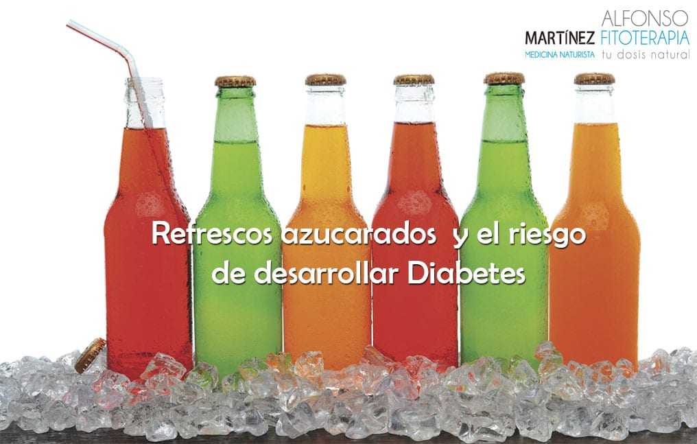 1 lata de refresco te acerca a padecer diabetes