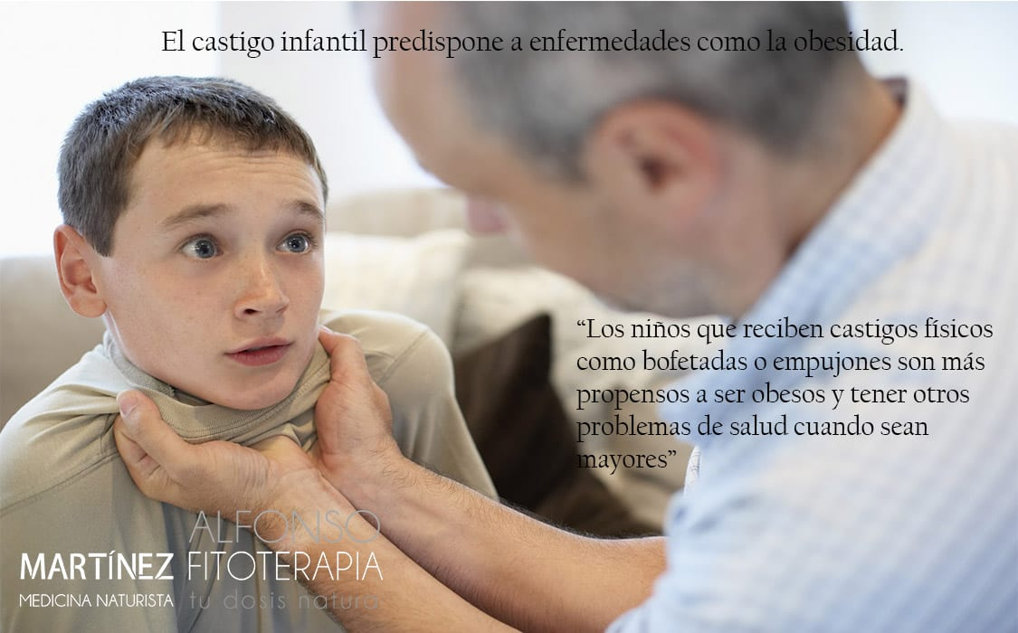 Las consecuencias que puede traer el castigo infantil