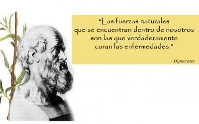Hipócrates y la medicina natural