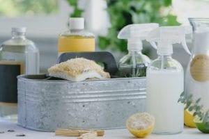 Producto de limpieza natural