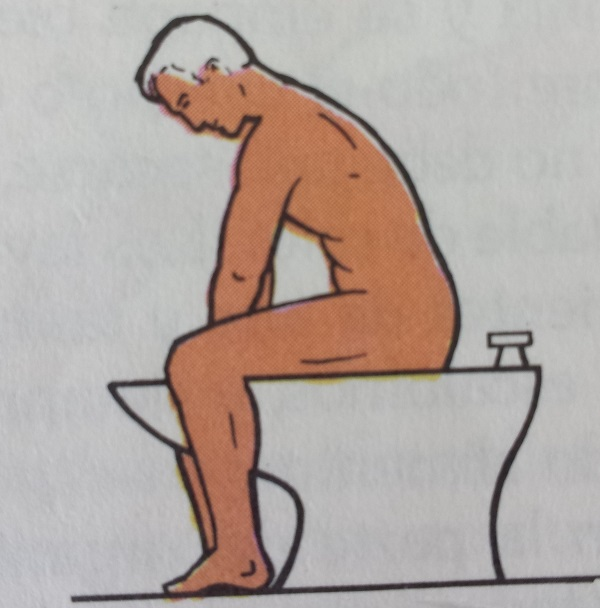 Lavado de bajo del vientre