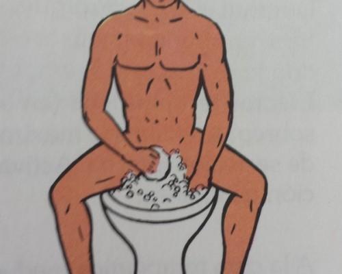 El baño vital No.43