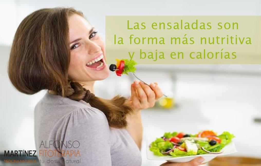 Come ensaladas