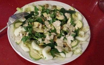 ensalada cruda