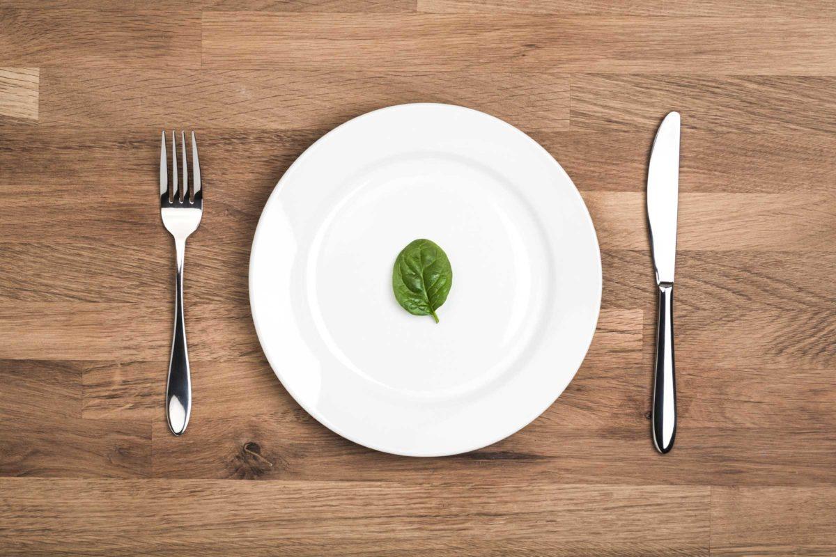 No querer comer