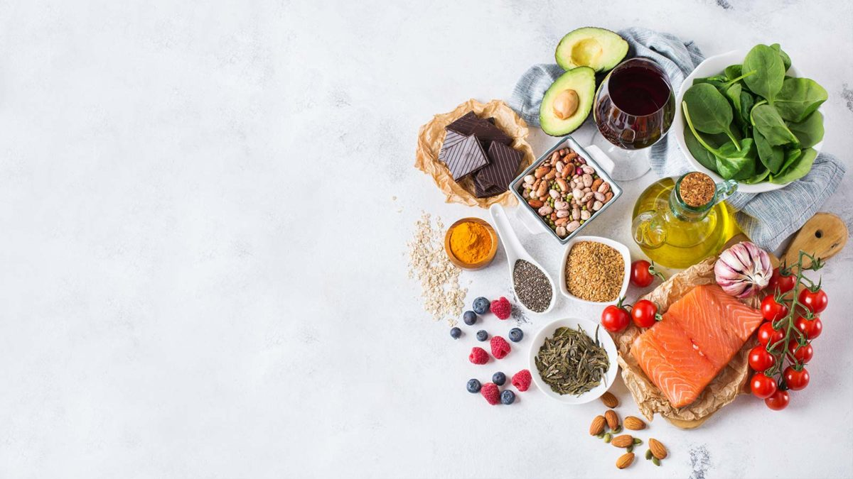 Alimentos bajos en purinas