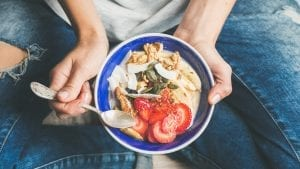 Alimentos que ayudan a la digestion