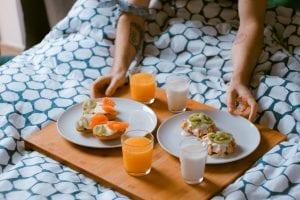 Importancia del desayuno