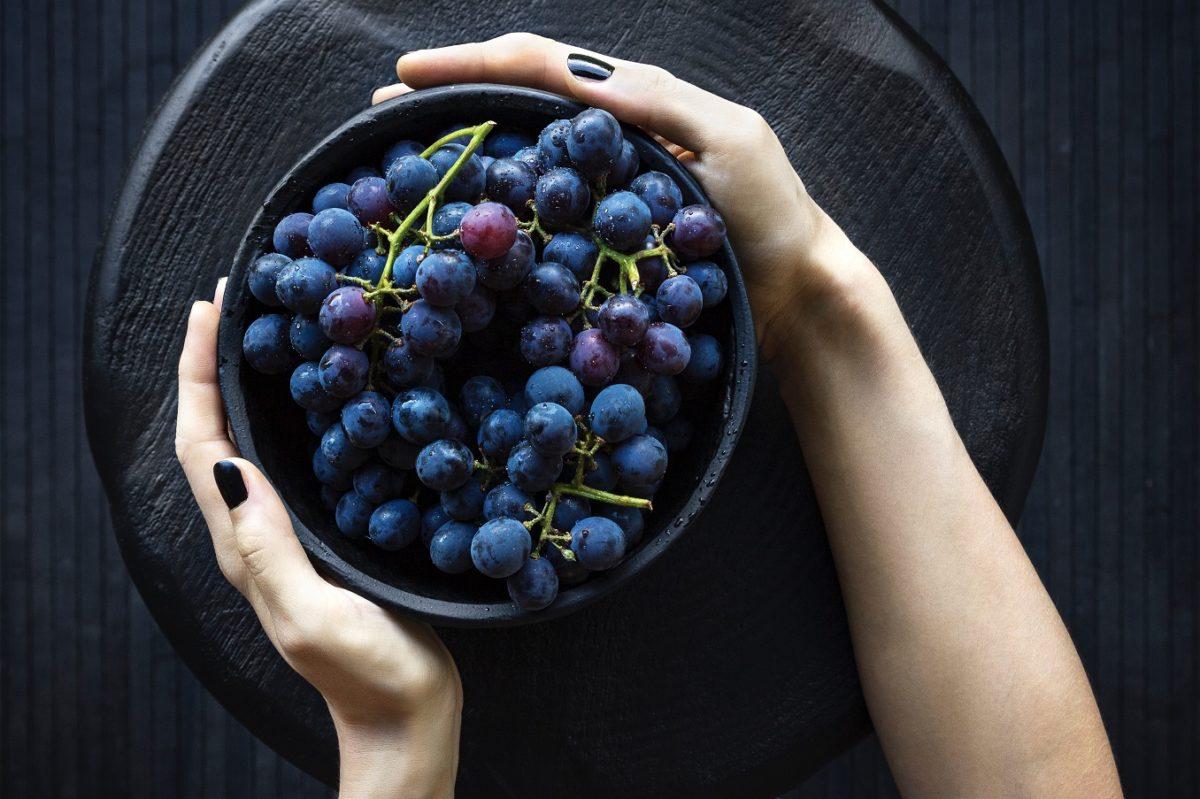 Uvas contra el cáncer