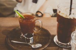 Calorías de las bebidas