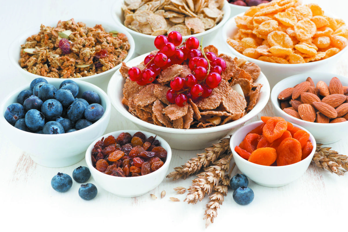 Importancia de la fibra para la salud