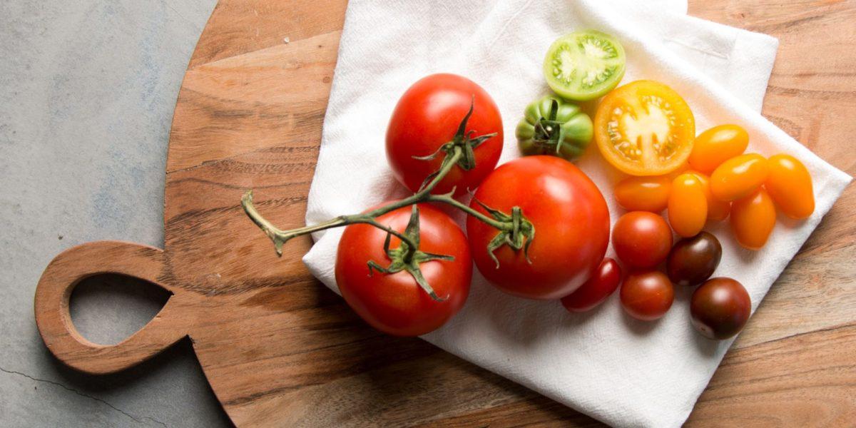 El tomate para la salud