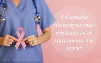 muerdago y el cancer de mama