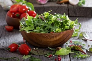 Tipos de dietas vegetarianas