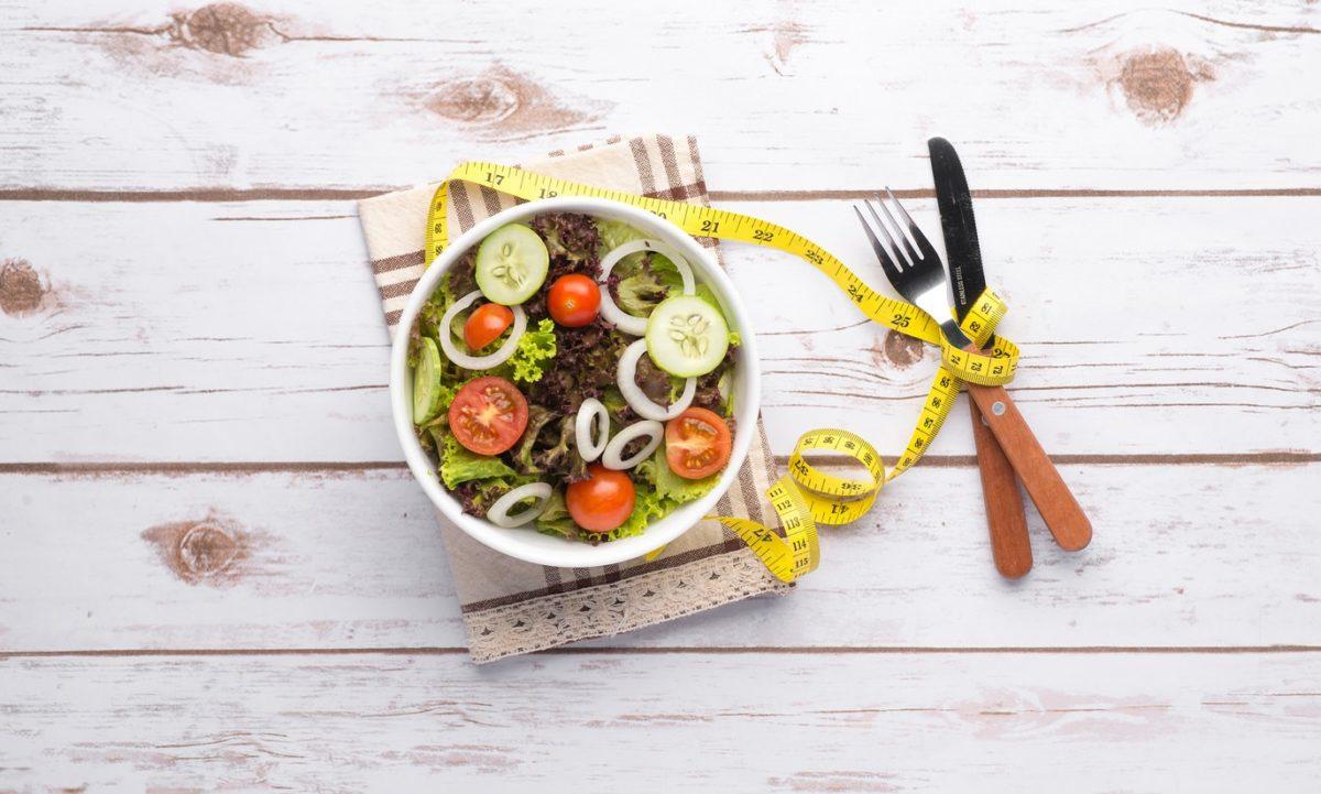 dieta naturista bajar de peso