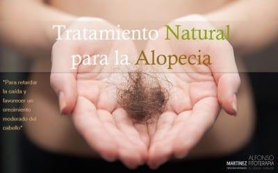 Tratamiento para la caída de cabello
