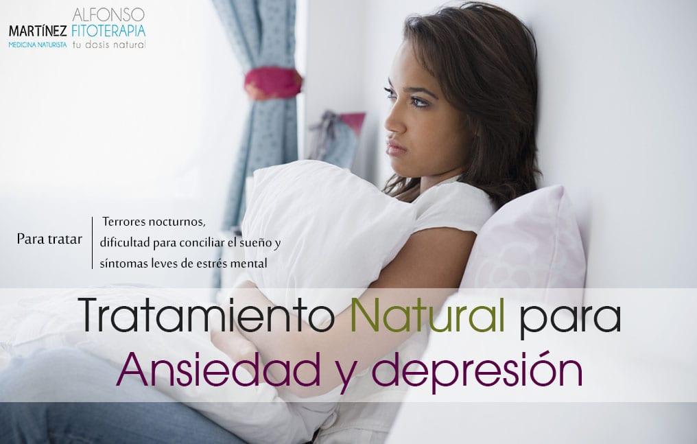 Tratamiento para Ansiedad y Depresión