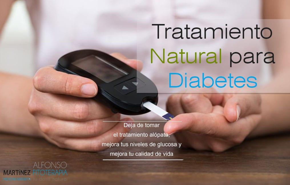 Tratamiento para diabetes