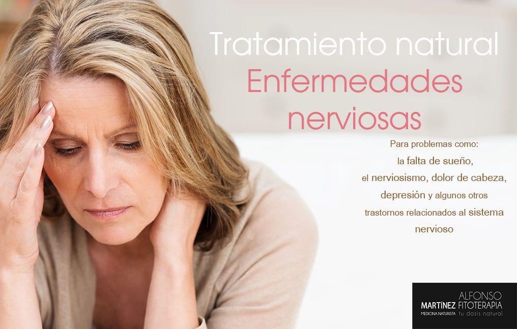 Tratamiento para los nervios