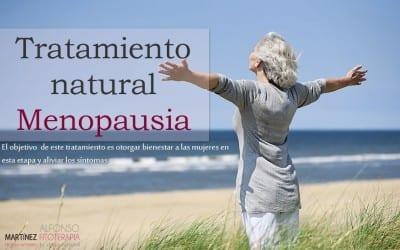 Tratamiento para la menopausia