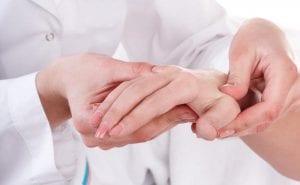 Personas con artritis.