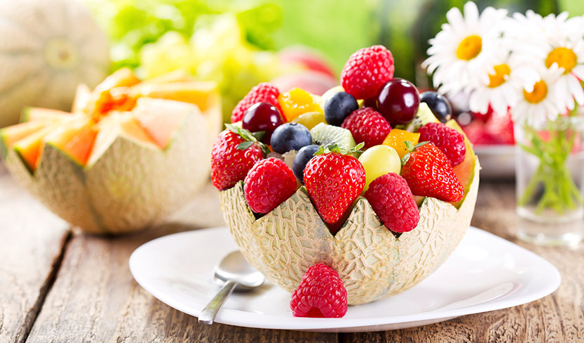 Frutas para diabeticos.