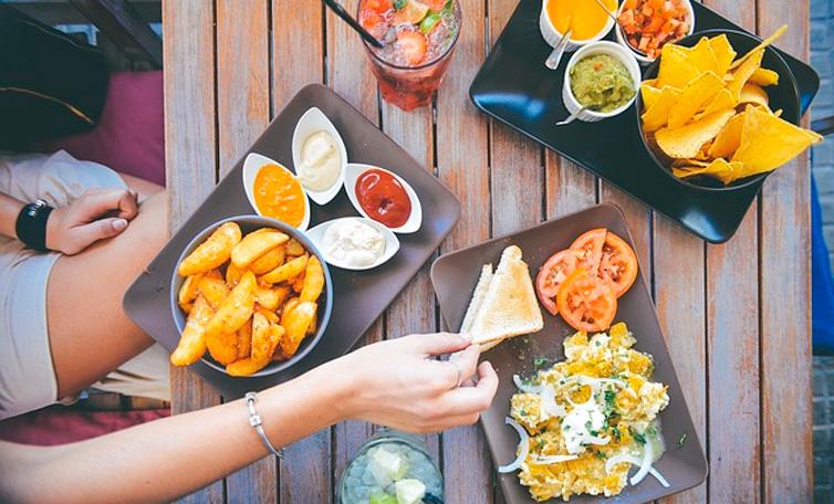 Alimentos prohibidos para cenar