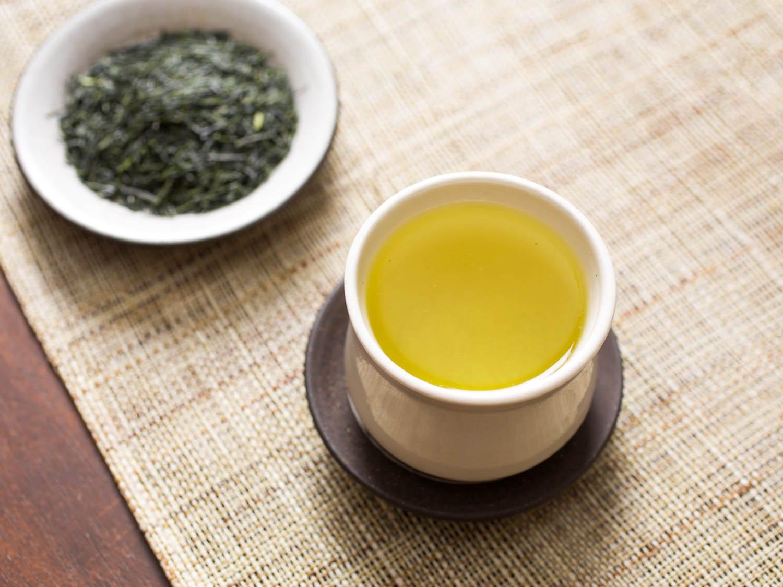 Efecto antioxidante del té verde