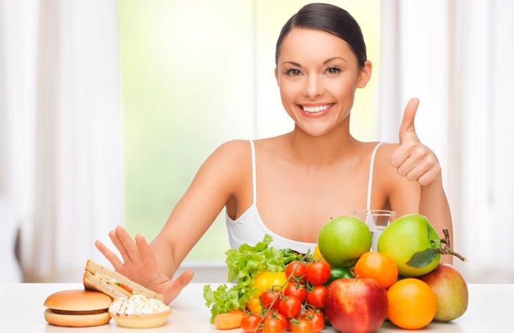 Alimentos para la piel.