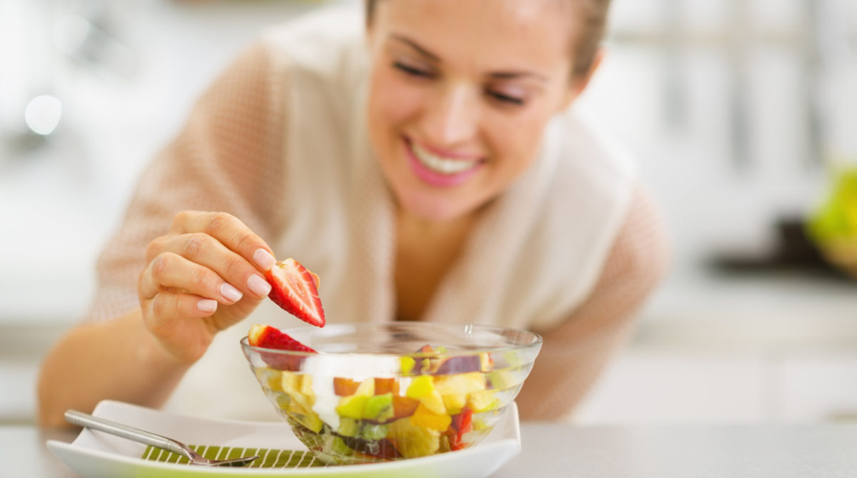 Frutas para diabéticos.