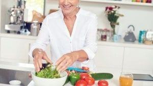 Vitaminas y minerales para las mujeres mayores de 40 años