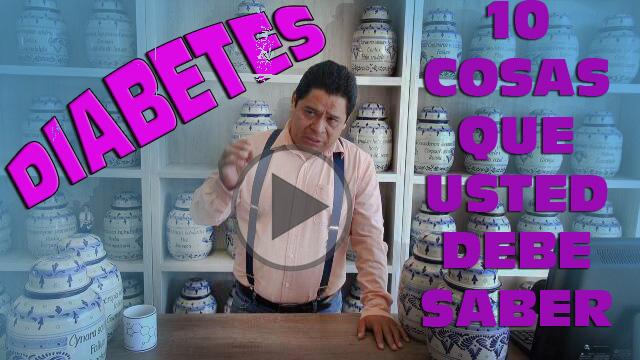 10 respuestas de la diabetes