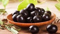 las aceitunas negras para la salud