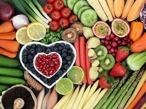 Dieta vegetariana para personas con diabetes