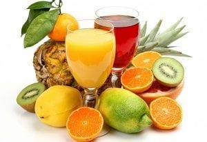 La importancia de tomar jugos naturales