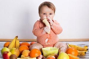 Frutas y verduras ricas en fibra